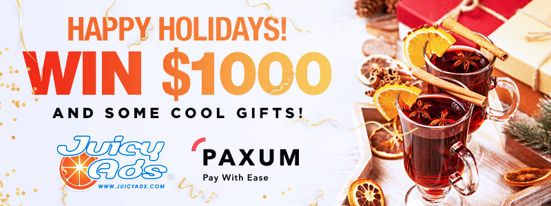 Win $1000 plus cool gifts!