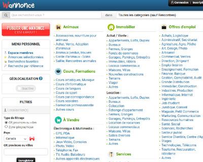 Wannonce.com - (wannonce.com)