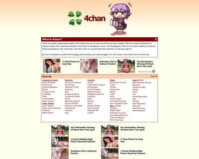 4Chan (4chan.org)