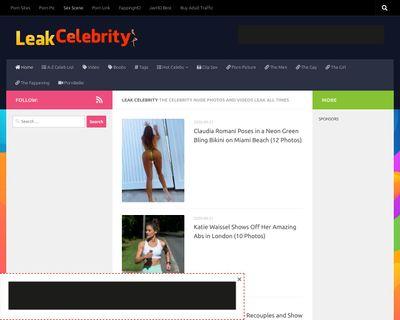 LeakCelebrity (leakcelebrity.net)