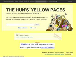 The Huns Yellow Pages (thehun.net)
